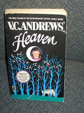 V. C. Andrews Heaven 1985 Paperback Teen Horror