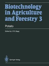 Potato (Biotechnology in Agriculture and Forestry)-ExLibrary