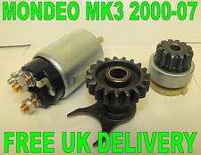 FORD MONDEO MK3 2.0 2.2 STARTER MOTOR SOLENOID & DRIVE X 2 PACK NEW