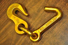 """MO Clamp 6318 """"j"""" Hook with Grab Hook MOCLAMP Made in USA"""