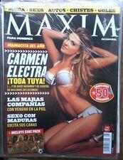 Carmen Electra Super Sexy Girls MAXIM Moda Fashion TV Futbol Celebridad Spanish