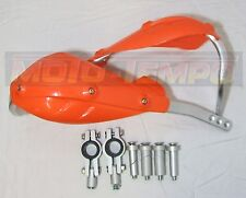 Fat Bar 28 Mm Y Std 22mm Naranja Mano Cepillo guardias Moto Moto Mx Enduro