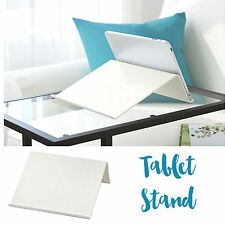 NEW IKEA White Plastic STAND Support For Samsung Ipad Universal Android Tablet
