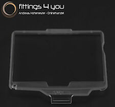 Monitor protection cover for Nikon D700 BM-9 BM 9 Screen