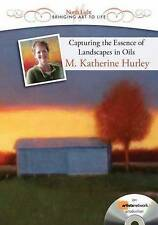 Capturing the Essence of Landscapes in Oils by M. Katherine Hurley (NEW DVD)