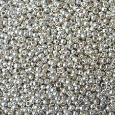 20grams Toho Size 8 Seed Beads Perm finish Galvanized Aluminium -PF558