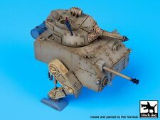 Black Dog 1/72 XP-M4 Sherman Army Version Mech Walker Robot Little John SFT72001