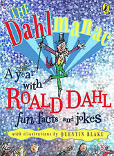 The Dahlmanac: A Year with Roald Dahl : Fun Facts and Jokes, Roald Dahl