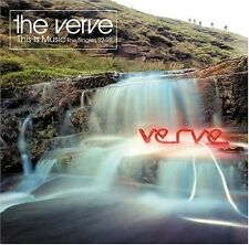 THE VERVE This Is Music The Singles 92-98 CD NEW Best Of Greatest Hits
