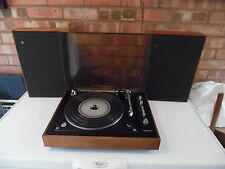 B&O Bang & Olufsen Beogram 1500 Turntable & Speakers – Delivery Included
