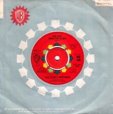 Everly Brothers~Original UK 45 Girl sang the blues EX '63 Pop Rock Warner WB109
