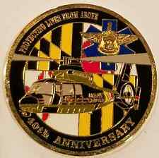 MSP Maryland State Police Trooper Aviation Command 40th Anniversary 1970-2010