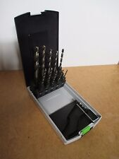 Festool Centrotec 495128 HSS twist drill bit set D3-10 CE/10