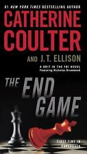 The End Game (A Brit in the FBI), Ellison, J. T., Coulter, Catherine, New Book