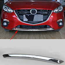 ABS plastic front bottom bumper cover for Mazda 3 AXELA M3 2014 2015 2016