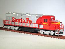 HO Life-Like SANTA FE EMD GP-38 Diesel Locomotive ATSF 3500 Powered(Kinda)