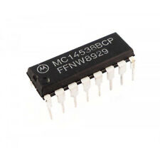 IC MC14538BCP INTEGRATED CIRCUIT NOS OLD STOCK