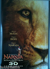 Cinema Poster: VOYAGE OF THE DAWN TREADER - NARNIA 2010 (Advance One Sheet)