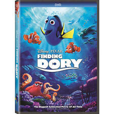 Finding Dory (DVD 2016) NEW*Adventure, Comedy, Animation* NOW SHIPPING !