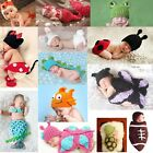Baby Girl Boy Newborn-9M Knit Crochet Photography Clothes Photo Prop Outfits Hot