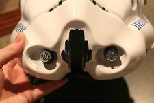 Stormtrooper helmet Hovi Tips with Speakers, Movie Accurate, 501st approveable