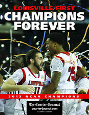 Louisville First, Champions Forever 2013 Championship Book (Softcover) Cardinals