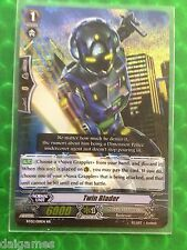 Cardfight Vanguard English BT02/019EN RR Twin Blader