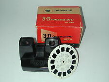 VIEW MASTER VISIONNEUSE STEREOplastic photo photographie STEREOSCOPE