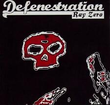 Defenestration(CD Album)Ray Zero-Dreamcatcher-CRIDE57-UK-2003-New