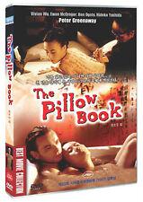 The Pillow Book/ Peter Greenaway, Vivian Wu (1996) - DVD new