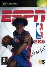 ESPN NBA 2K5               -----   pour X-BOX  // PN