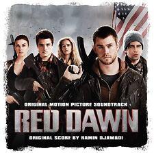 L'AUBE ROUGE (RED DAWN) - MUSIQUE DE FILM - RAMIN DJAWADI (CD)