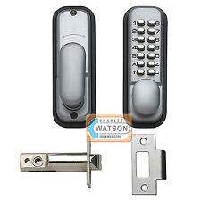 Codelock CL055SG numérique bouton poussoir serrure de porte clé pad code d'accès avec retenue