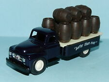 Micro Models International MODIFIED into a  Beer Barrel Truck, with barrels