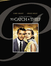 Alfred Hitchcock - To Catch a Thief - Cary Grant. Grace Kelly (NEW) Classic DVD