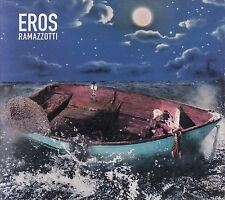 Eros Ramazzotti Fuego En El Fuego CD New Sealed