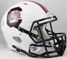 SOUTH CAROLINA GAMECOCKS NCAA Riddell SPEED Full Size Replica Football Helmet