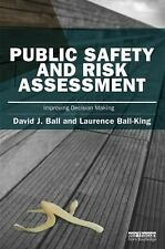 Public Safety and Risk Assessment [9781849713818]