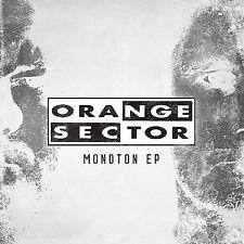 ORANGE SECTOR Monoton E.P. CD 2015