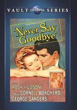 NEVER SAY GOODBYE  (1956 Rock Hudson) - Region Free DVD - Sealed