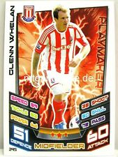 Match Attax 2012/13 Premier League - #245 Glenn Whelan - Stoke City