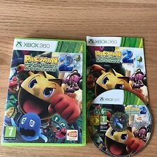Pac-Man And The Ghostly Adventures 2 Xbox 360 Game | PAL Complete | Namco Pacman