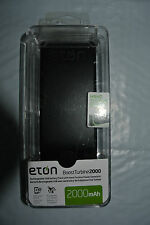 Eton Boost Turbine  200mAh Hand Turbine Rechargeable USB battery Pack