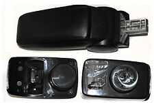 FORD FIESTA VII 08-14 ARMREST BLACK NEW ECO LEATHER