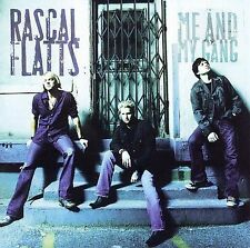 Rascal Flatts - Me and My Gang (CD, Hollywood) Stand, What Hurts the Most