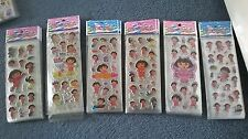 DORA THE EXPLORER STICKERS sheets buy 5x and  get 5x free party supplies