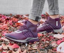 NIKE WOMEN'S AIR PRESTO MID UTILITY NIGHT MAROON WATERPROOF 859527 200 SZ 8 NIB