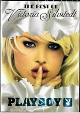 PLAYBOY  THE BEST OF  VICTORIA SILVSTEDT - dvd nuovo incellofanato