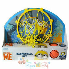 2015 Despicable Me Minions Over-The-Door Basketball Hoop Set Toy