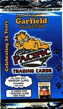 Garfield Pacific Trading Card Pack